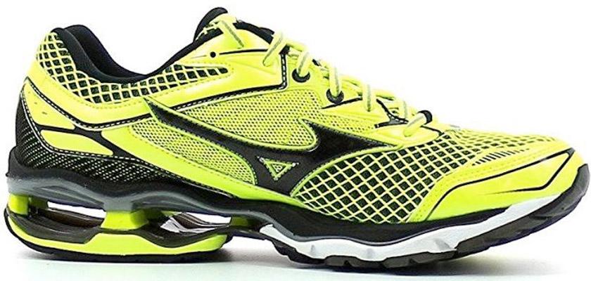5f0e249259c Las 12 zapatillas de running tope de amortiguación de Mizuno - Mizuno Wave  Creation 18
