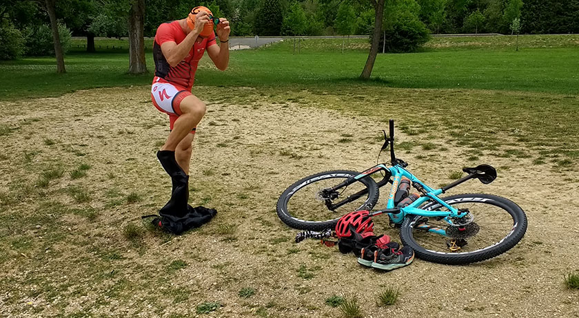 Cómo preparar el ciclismo de tu primer triatlón - foto 1