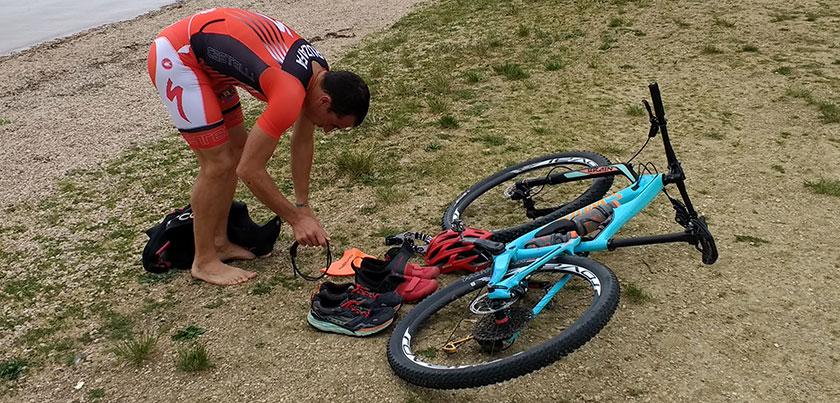 Cómo preparar el ciclismo de tu primer triatlón - foto 3