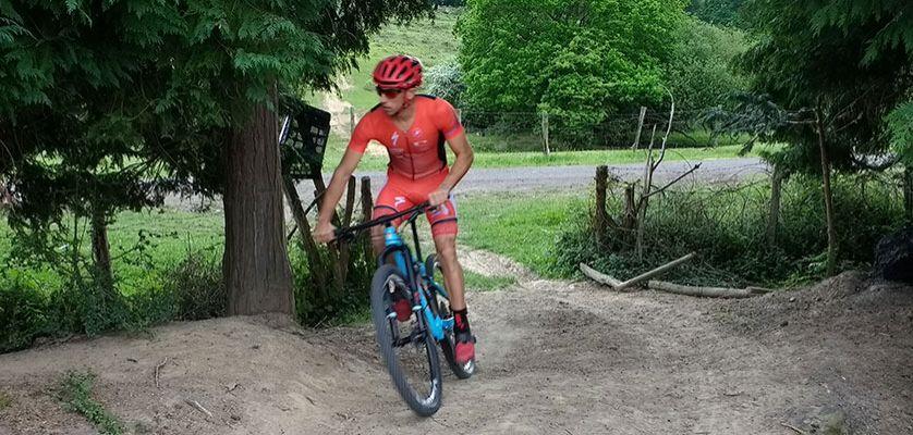 Cómo preparar el ciclismo de tu primer triatlón