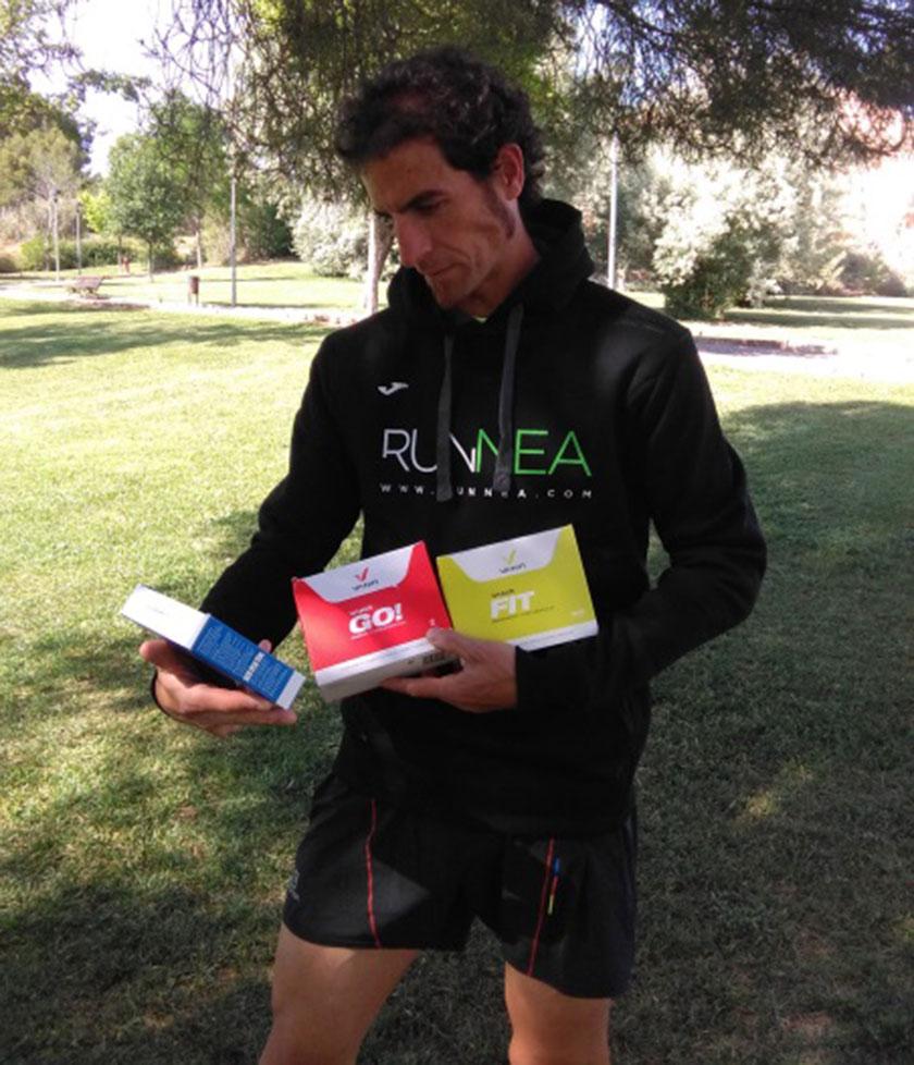 Vanir Health, suplementos deportivos para alcanzar ese
