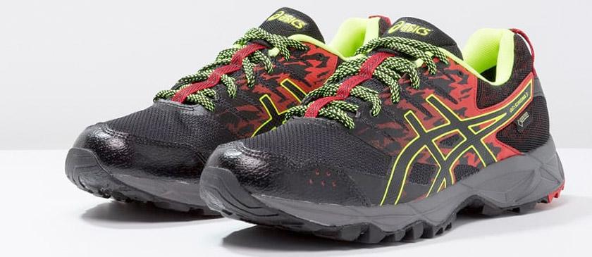 Las mejores rebajas en zapatillas trail en Zalando - ASICS Sonoma GTX 3