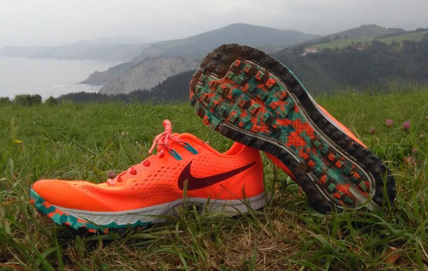 Nike Air Zoom Terra Kiger 4: Review Zapatillas Running