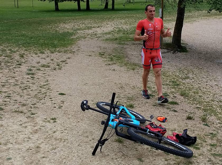 Cómo preparar la carrera a pie de tu primer triatlón - foto 1