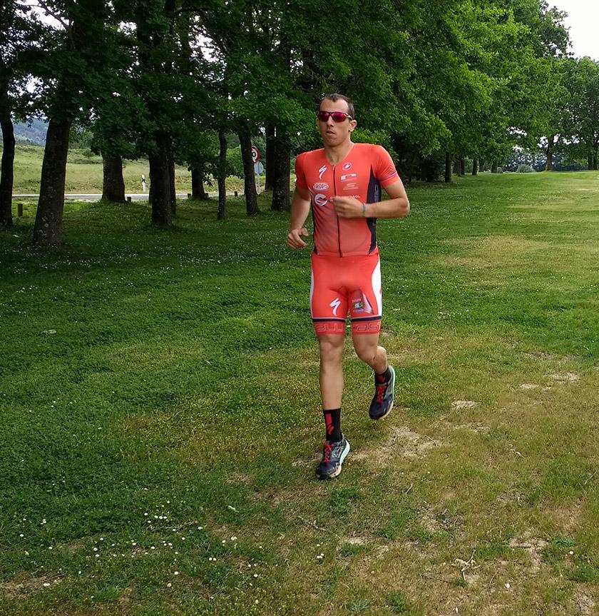 Cómo preparar la carrera a pie de tu primer triatlón - foto 2