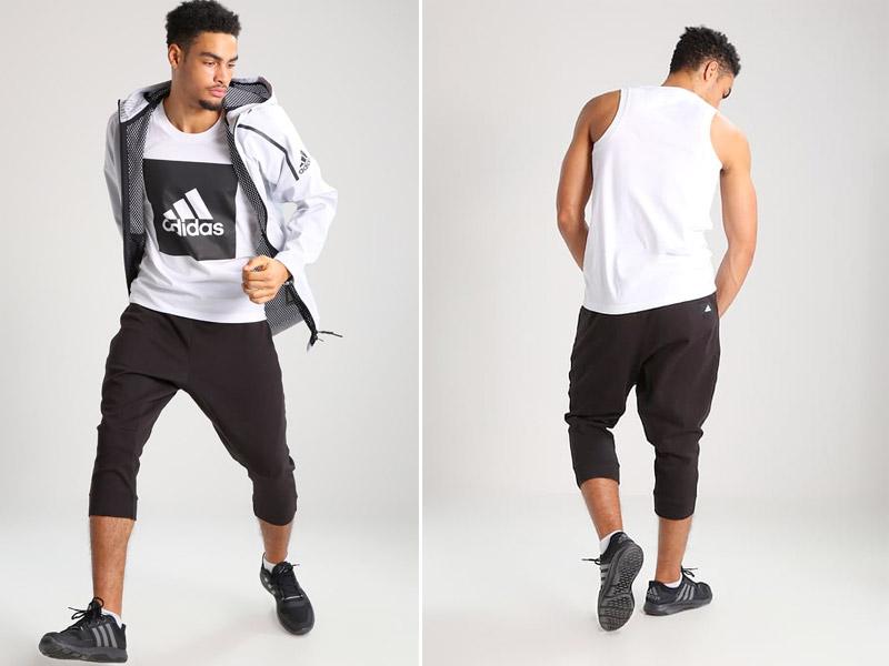 Outlet adidas para verano: 10 opciones de ropa deportiva y material para tus entrenos - adidas Guru (pantalón de deporte ?)