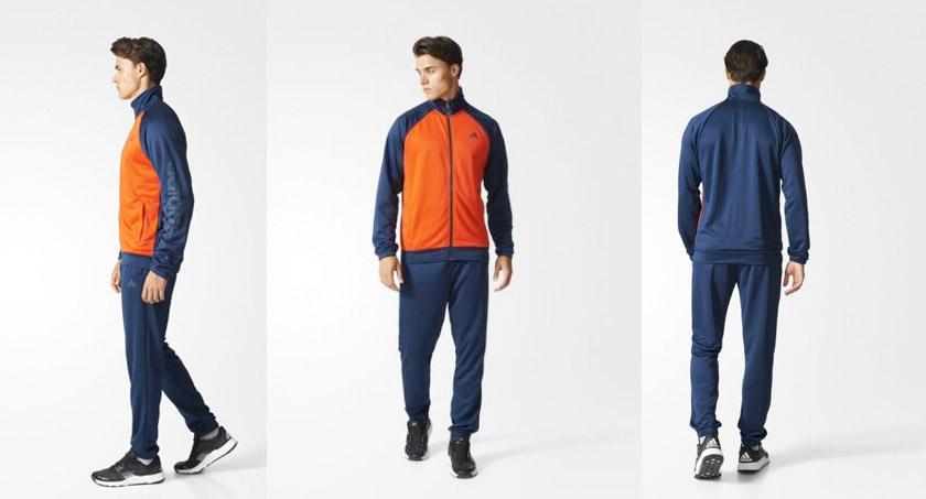 Outlet adidas para verano: 10 opciones de ropa deportiva y material para tus entrenos - adidas Marker (chaqueta de chándal)