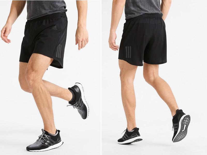 Outlet adidas para verano: 10 opciones de ropa deportiva y material para tus entrenos - Adidas Response (pantalón corto)