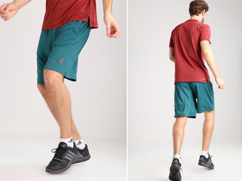 Outlet adidas para verano: 10 opciones de ropa deportiva y material para tus entrenos - adidas Speedbr (pantalón corto)