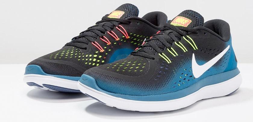 Ofertas Nike Running: 12 zapatillas para correr con grandes descuentos - Nike Flex Run 2017