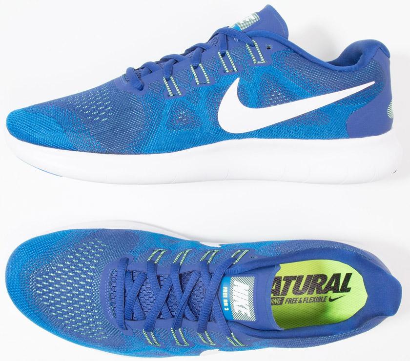 Ofertas Nike Running: 12 zapatillas para correr con grandes descuentos - Nike Free Run 2