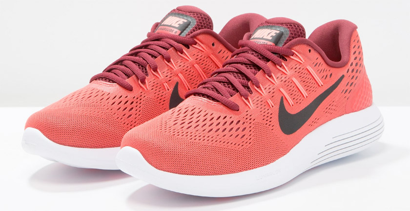 Ofertas Nike Running: 12 zapatillas para correr con grandes descuentos - Nike Lunarglide 8