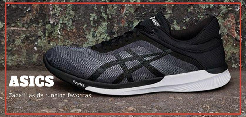modelos de zapatillas asics running