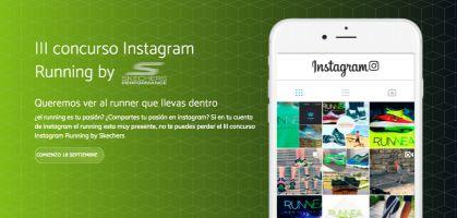 III Concurso Instagram Running by Skechers