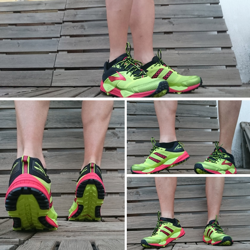 Review Brooks Cascadia 12 - foto 3