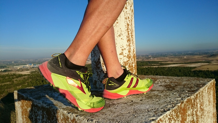 Review Brooks Cascadia 12 - foto 8