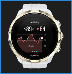 Suunto Spartan Sport Wrist HR Gold - foto 4