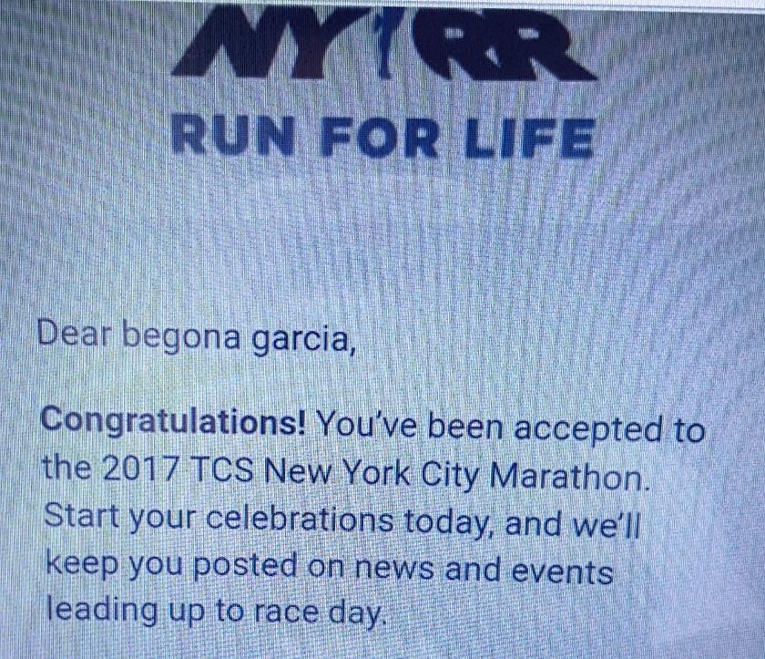 maraton new york 2017 dorsal