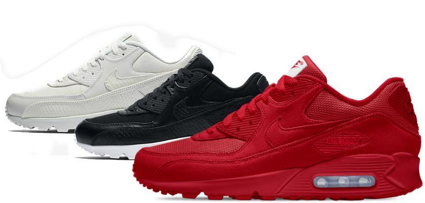 Centro de producción masa Progreso  Nike Air Max 90, los colores más vendidos