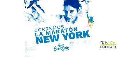 Conoce a Bego Beristain y su reto Maratón New York a los 50 años
