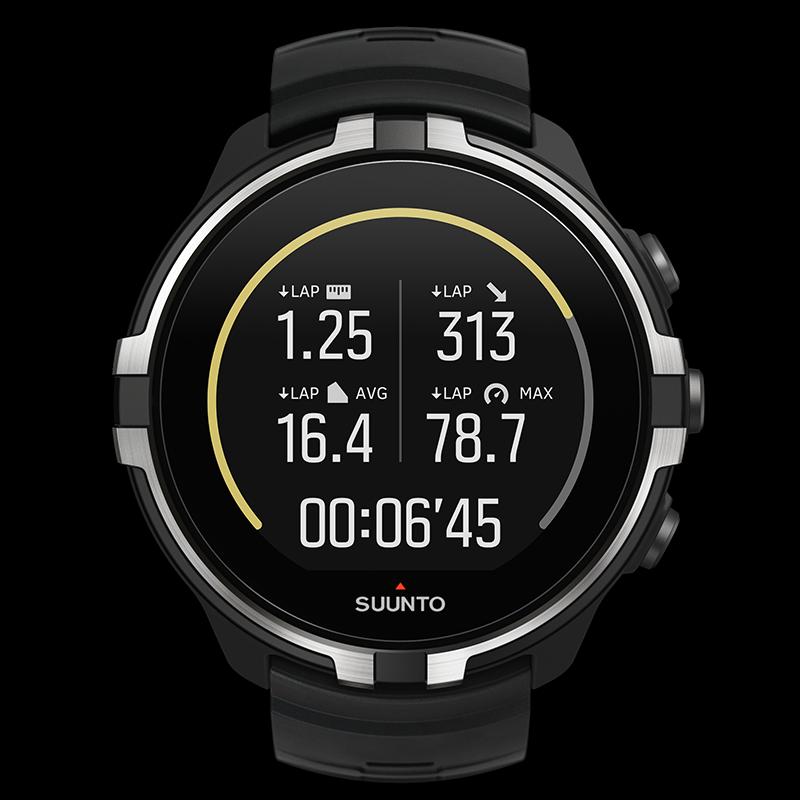Suunto Spartan Sport Wrist HR Baro