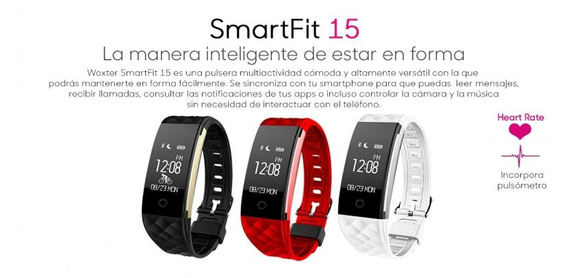 Woxter Smartfit 15 colores