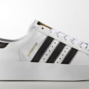 promesa Figura Pavimentación  Adidas Superstar Bold Platform: Características - | Sneakitup