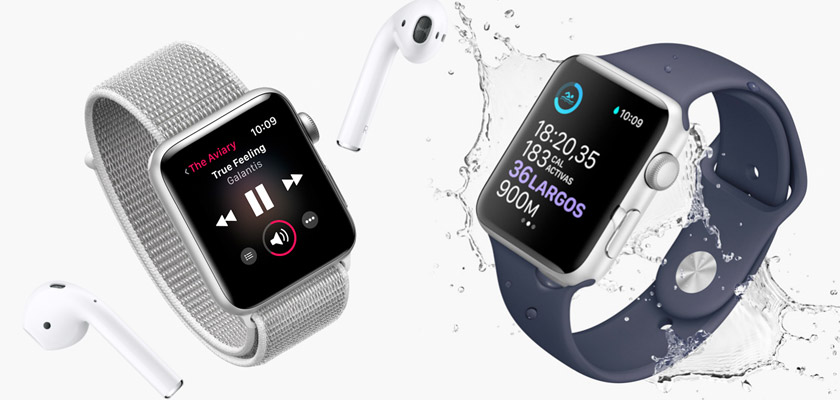 Apple Watch Nike+ Series 3 - foto 2