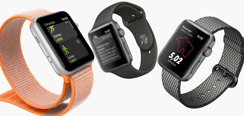 Apple Watch Nike+ Series 3 - foto 4