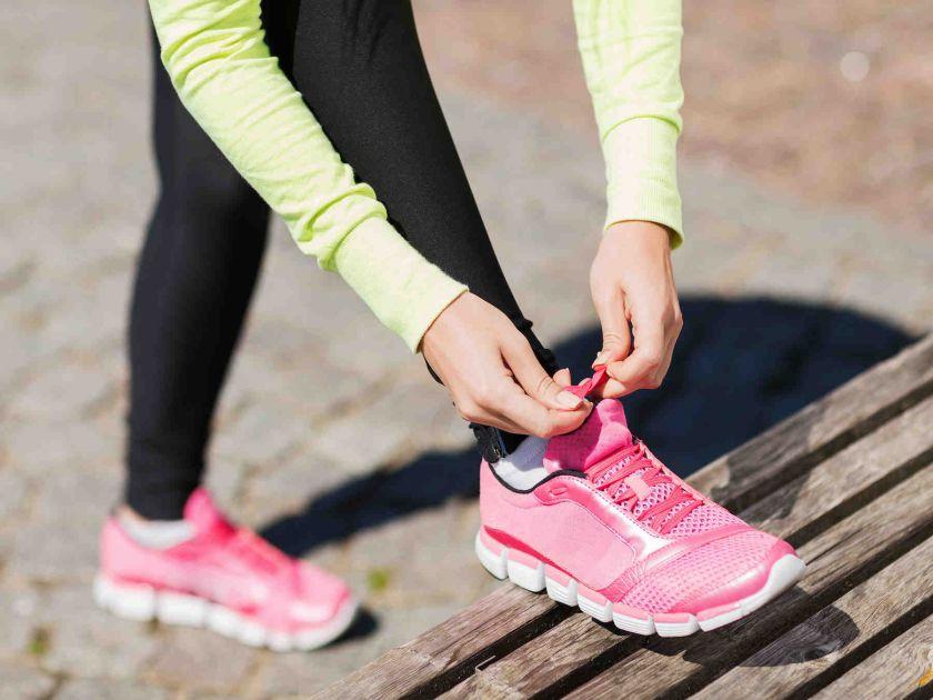 ¿Cuando puedo empezar a correr después del parto?