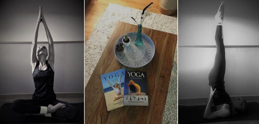 6 posturas y ejercicios de yoga para hacer en casa