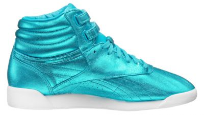 Zapatilla sneaker Reebok Freestyle Hi Metallic