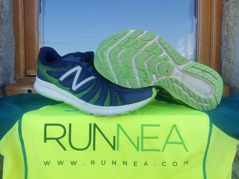 Review New Balance FuelCore Rush v3 - foto 1