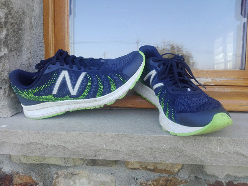Review New Balance FuelCore Rush v3 - foto 4