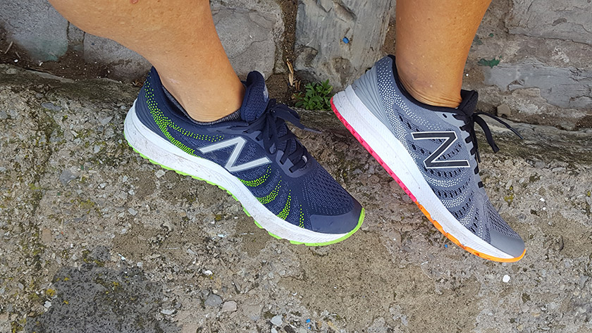 Review New Balance FuelCore Rush v3 - foto 6