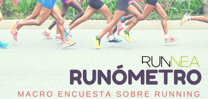 Ayúdanos a crear el mayor informe sobre running realizado en España... Tiene premio