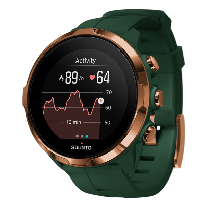 Reloj deportivo Suunto Spartan Sport Wrist HR Forest