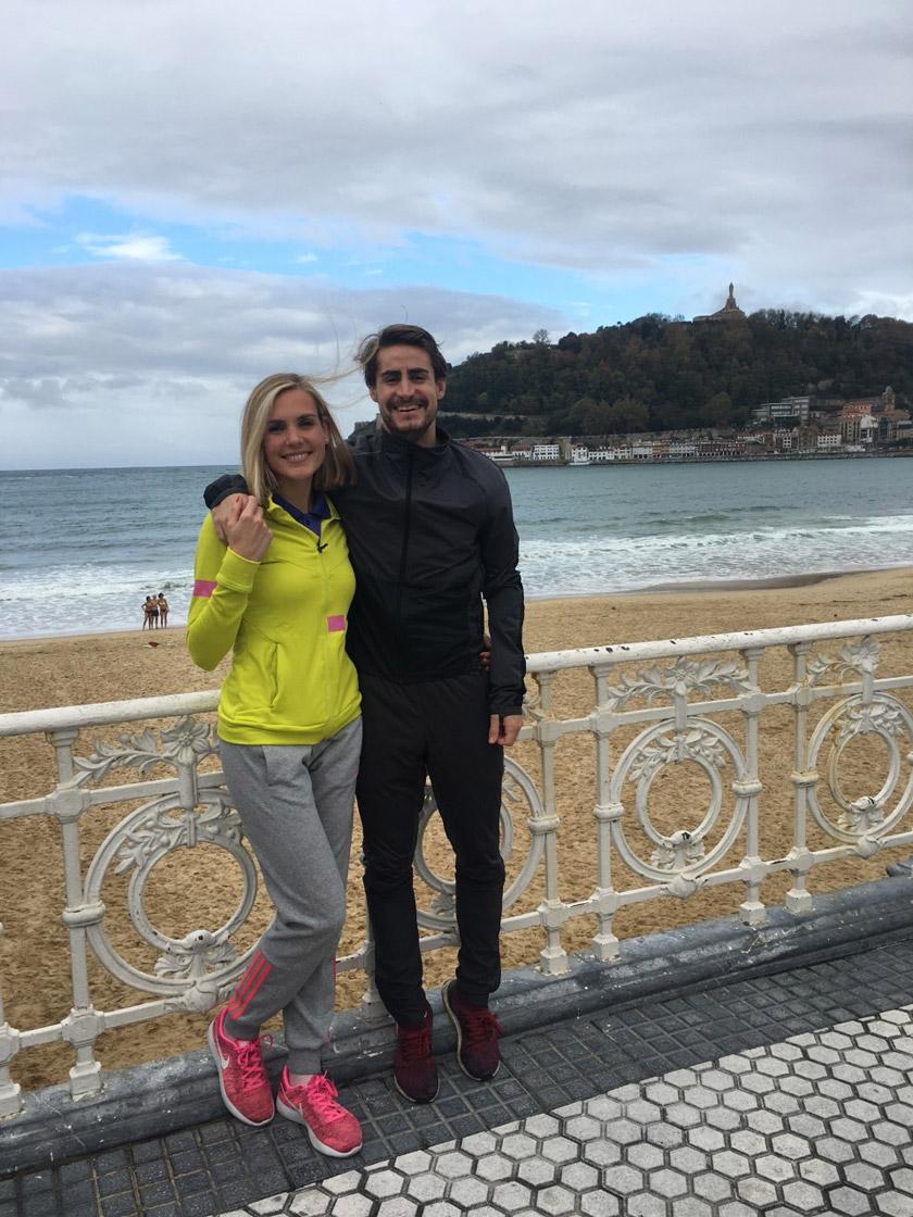 Así hemos vivido la Behobia-San Sebastián 2017 desde dentro - foto 5