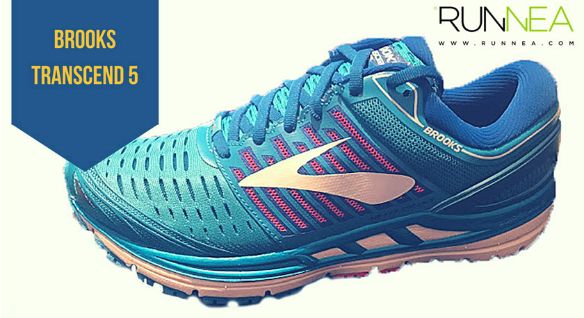 Brooks Transcend 5 - foto 1