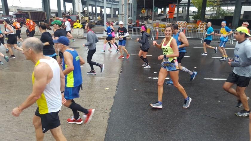 Crónica Maratón New York