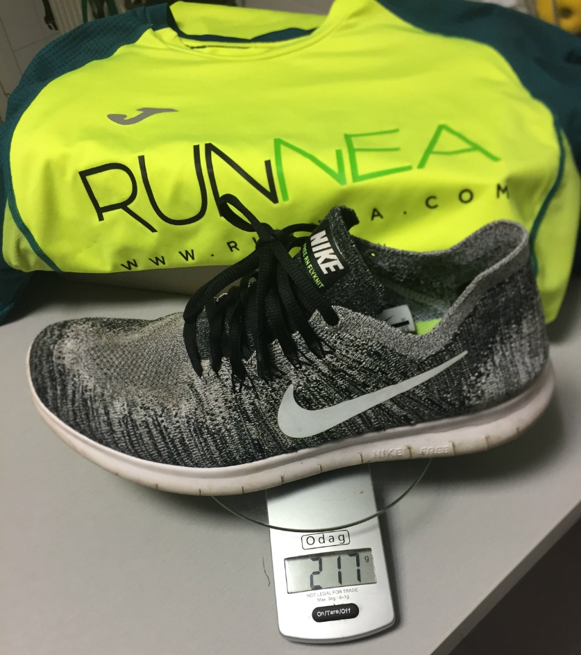 Nike Free Flyknit 2017