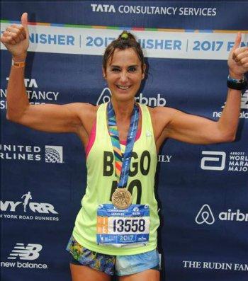 La recuperación después de una maratón