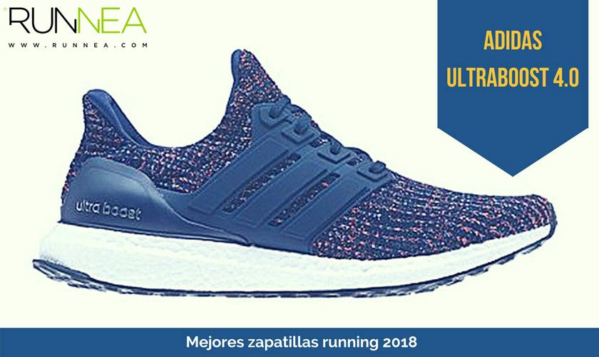Las mejores zapatillas de running 2018 - adidas Ultra Boost 4.0