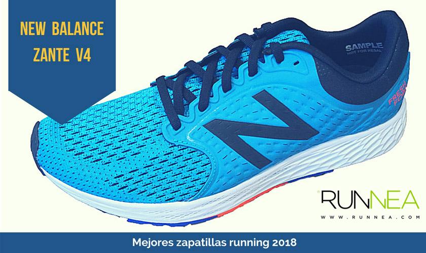 Las mejores zapatillas de running 2018 - New Balance Fresh Foam Zante v4