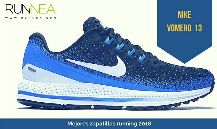 Las mejores zapatillas de running 2018 - Nike Air Zoom Vomero 13