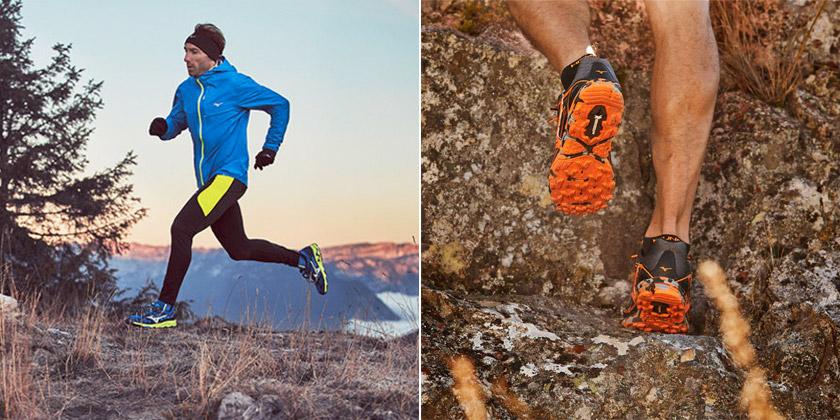 ¡Conoce los últimos modelos de Mizuno para correr por montaña! - foto 2