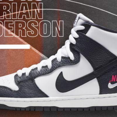 Nike SB Dunk Pro High