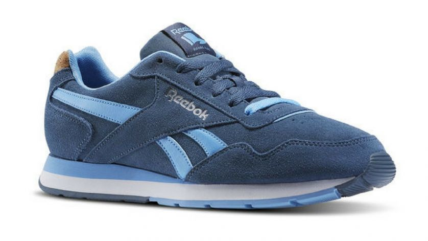 Reebok - Royal Glide Rpl - BD5324 - Color: Blanco-Gris - Size: 46.0