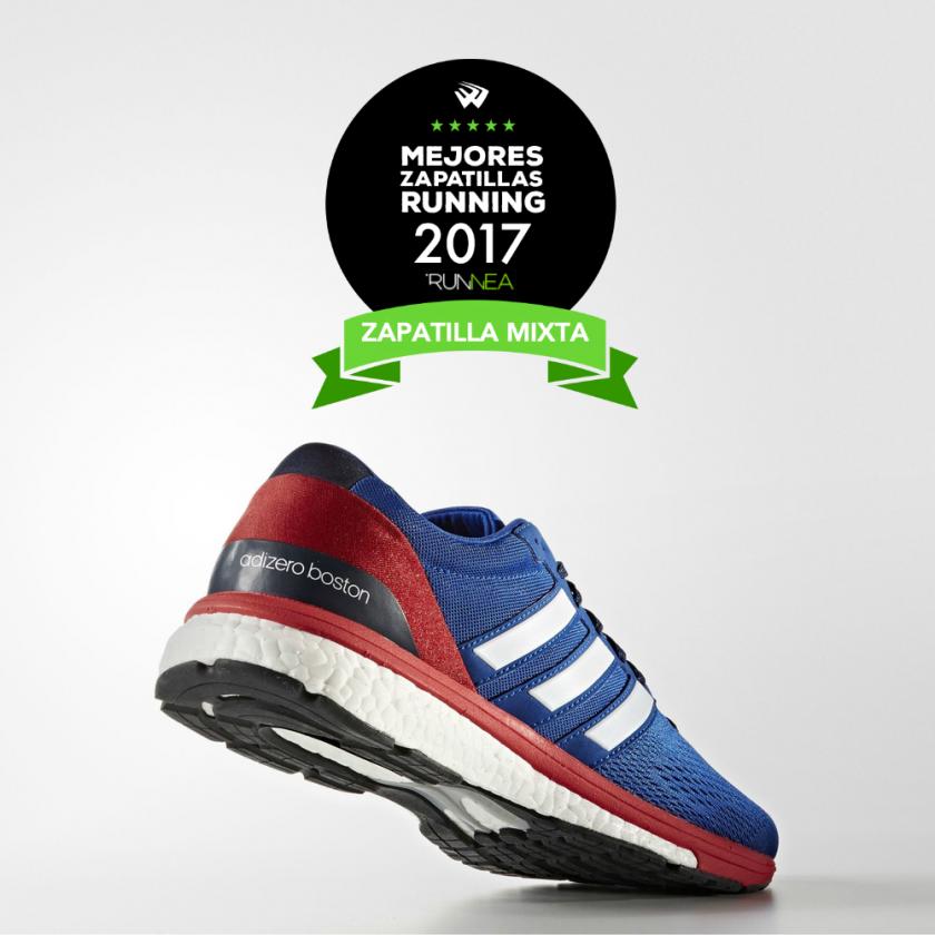 mejor zapatilla mixta 2017