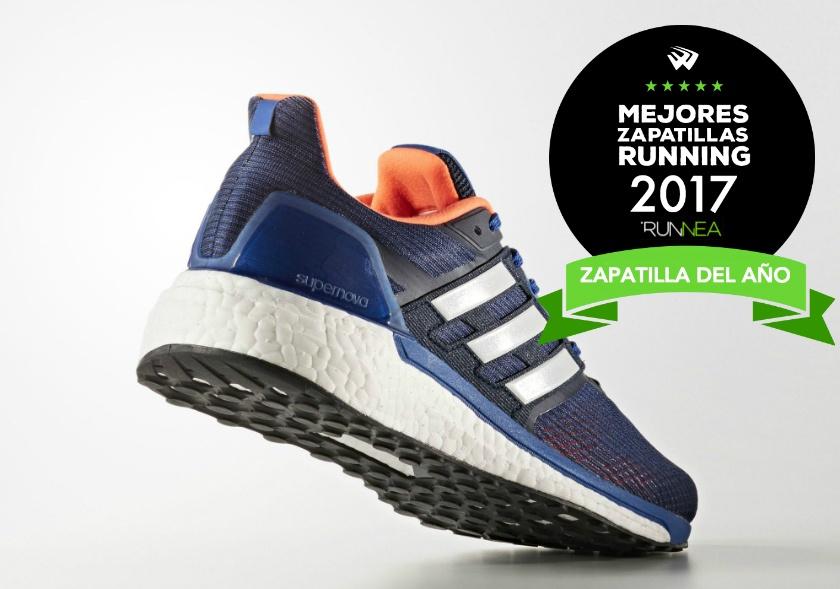 zapatillas running adidas supernova hombre